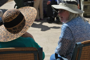 Therapeutic Horticulture - Tips for Engaging Elders in the Outdoor Garden