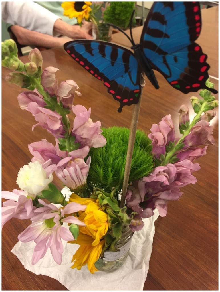 Butterfly Host and Nectar Florals