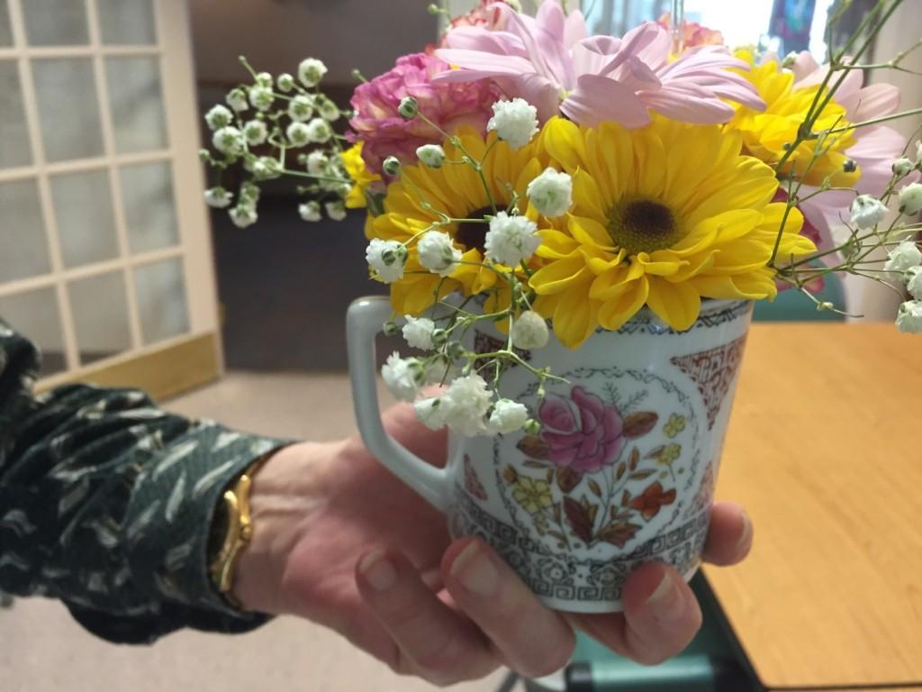 Teacup Florals